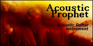 Acoustic Prophet Acoustic Guitar Instrument in Soundfont or WAV Samples for FL Studio, Reason, MPC, and more!