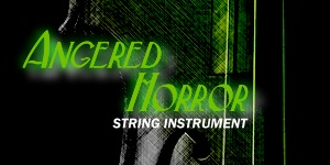 Angered Horror Strings Instrument in Soundfont or WAV Samples for FL Studio, Reason, MPC, and more!