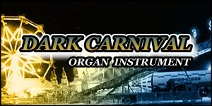 Dark Carnival Organ Instrument in Soundfont or WAV Samples for FL Studio, Reason, MPC, and more!