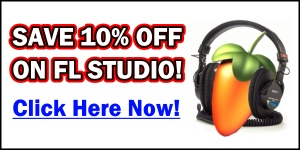 Save 10% Off on FL Studio Today Here on Your First Purchase!