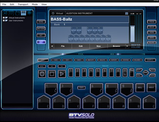 BTV Solo Beatmaker Program