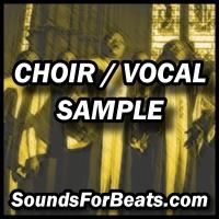 5Voice - Choir Sample Sound for FL Studio, Reason, MPC