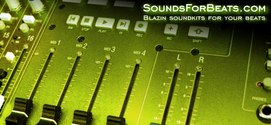 Fruity Loops Hip Hop Samples - Available at SoundsForBeats.com